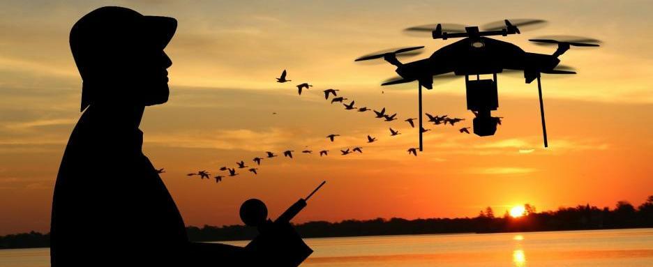 Versicherung der Drohne bei Nachtflug
