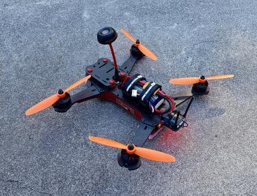 Drohne Absturz verhindern