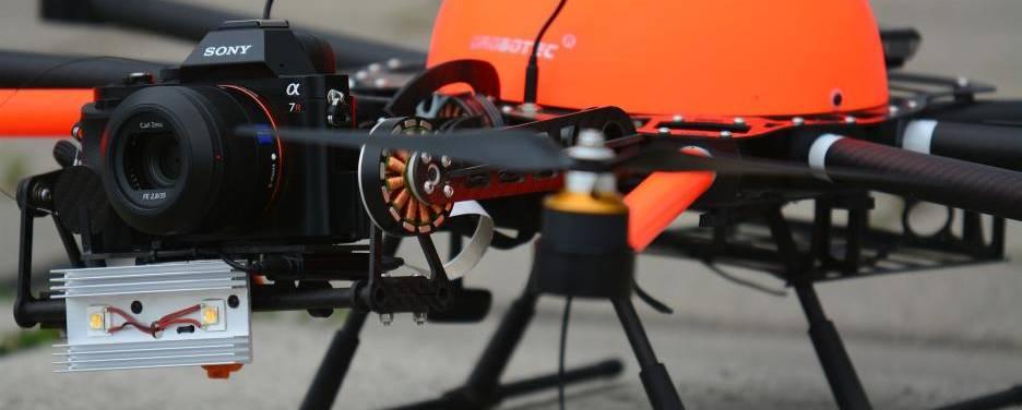 Kontakt zu Drohne bricht ab