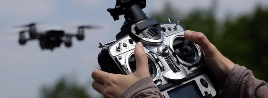 Drohne Fernsteuerung