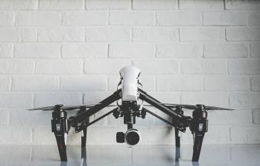 Drohne Bedrohlich