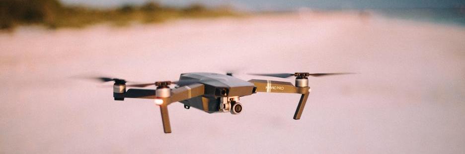 Mittlere Drohne DJI Mavic Pro