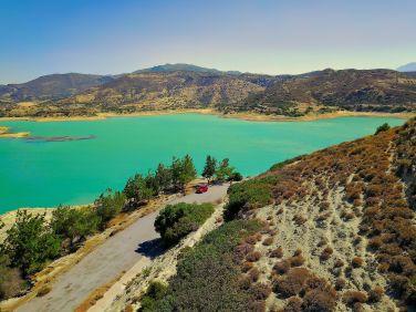 Drohne Luftbild Urlaub Kreta
