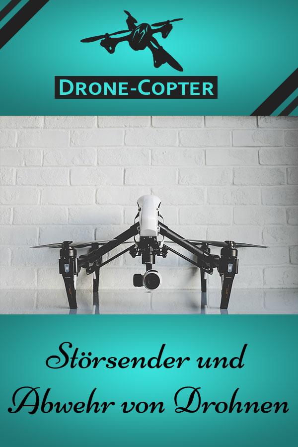 Abwehr von Drohnen
