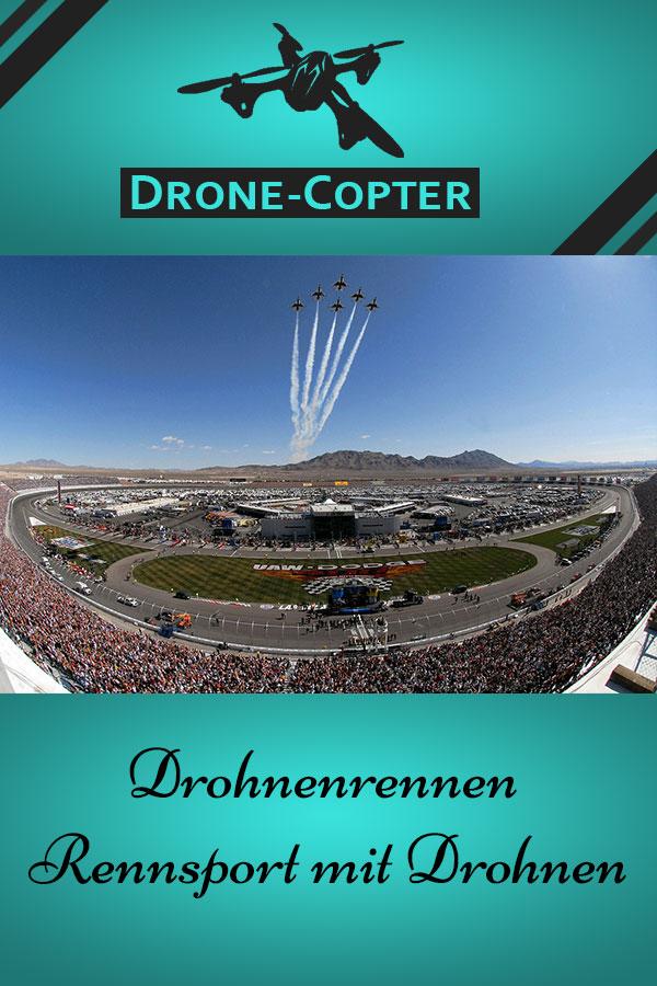 Drohne Rennsport