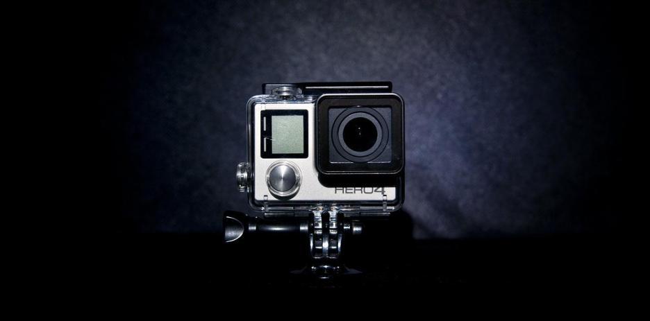 GoPro Videobearbeitung Drohne