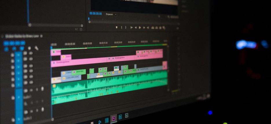 Videobarbeitung Drohne Adobe Premiere Pro