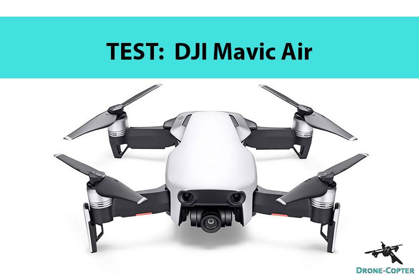 Test DJI Mavic Air