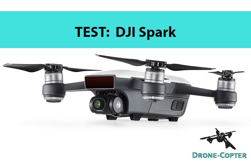 Test DJI Spark
