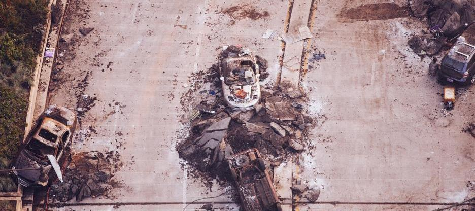 Drohne abgestürzt - was tun