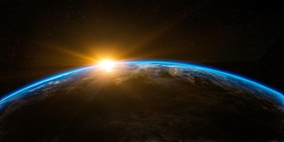 Drohne Klimaschutz Umweltschutz